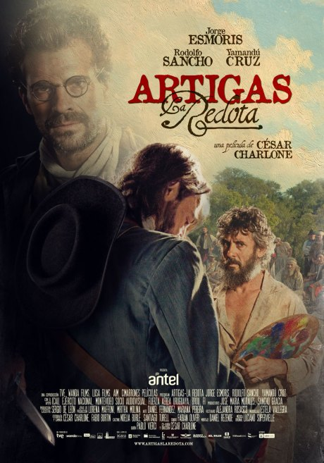 Afiche de Artigas - La Redota
